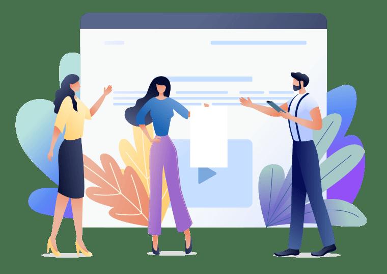 about website development