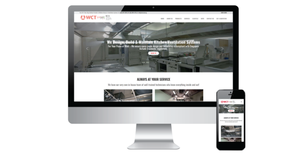 project 3 website development
