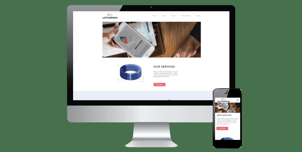 project 6 website development