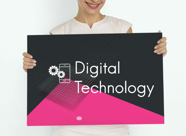 digital technology image